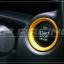 แหวนครอบปุ่ม Start CX-3 สีทอง thumbnail 3