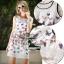 &#x2654Casual printed mini dress&#x2654 &#x2661Odee&Cutie Daily Fashion 2016&#x2661 thumbnail 10