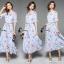 Cliona Made' Helena Segura Luxury Dress thumbnail 5