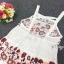 Sevy Embroidered Fresh Flora Sexy Back Vest Mini Dress thumbnail 8