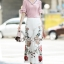 Seoul Secret Say's... Summer Vee Bohe Flora Print Pants Set thumbnail 5