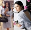 &#x1F380 Lady Ribbon's Made &#x1F380 Lady Lilly Chinoise Chic Backless Shirt Dress thumbnail 4