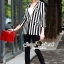 Seoul Secret Say's... Stripy Chic Outer Suite thumbnail 5