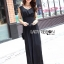 &#x1F380 Lady Ribbon's Made &#x1F380 Lady Erin Sweet Classy Embellished Maxi Dress thumbnail 1