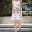 &#x2654Casual printed mini dress&#x2654 &#x2661Odee&Cutie Daily Fashion 2016&#x2661 thumbnail 9