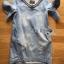 &#x1F380 Lady Ribbon's Made &#x1F380 Lady Ashley Smart Casual Ruffle-Sleeve Denim Dress thumbnail 4