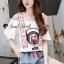 Seoul Secret Say's... Moschino Cami Chic Denim Shorts Set thumbnail 4