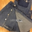 &#x1F380 Lady Ribbon's Made &#x1F380 Lady Lindsay Playful Street Style Denim Overall Dress thumbnail 3