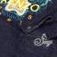 Sevy Kenzo Denim Signature Long Sleeve Mini Dress thumbnail 6