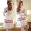 Sevy Embroidered Fresh Flora Sexy Back Vest Mini Dress thumbnail 1