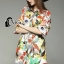 Cliona made' Inca Jungle Shirt Dress Export Grade-Mini Dress thumbnail 3