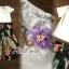 Seoul Secret Say's... Violet Bloom Brochhy Chic Set thumbnail 4