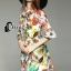 Cliona made' Inca Jungle Shirt Dress Export Grade-Mini Dress thumbnail 5