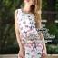 &#x2654Casual printed mini dress&#x2654 &#x2661Odee&Cutie Daily Fashion 2016&#x2661 thumbnail 8