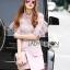 &#x1F380 Lady Ribbon's Made &#x1F380 Lady Christina Modern Vintage Lace Blouse and Hot skirt Set thumbnail 1