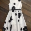 Cliona Made' Ch@nel Floral Line Dress - thumbnail 5