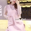 Seoul Secret Say's... Pastel Salmon Pink Girly Dress Outer Set thumbnail 7