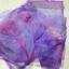 ม่านกันยุงแบบพิมพ์ลาย ไชส์ 100 สีม่วง/ดอกกุหลาบ thumbnail 5