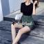 Seoul Secret Say's... Chic Line Swiiffy Pleat Tail Set thumbnail 2