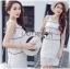 &#x1F380 Lady Ribbon's Made &#x1F380 Lady Kate Sporty Sweet White Lace Dress thumbnail 3