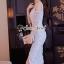 Seoul Secret Say's... Princess Lace Maxi Dress thumbnail 3