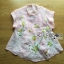 &#x1F380 Lady Ribbon's Made &#x1F380 Lady Grace Pastel Floral Embroidered Blouse thumbnail 5