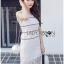 &#x1F380 Lady Ribbon's Made &#x1F380 Lady Kate Sporty Sweet White Lace Dress thumbnail 1