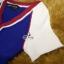 Sevy Sport Girl Knit V-Nack Zipper Front T-Shirt thumbnail 9