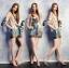 Clona made' Glow Luxury Floral Silk Dress - Mini dress thumbnail 3
