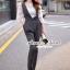 Seoul Secret Say's... Bell Sleeve Layer Playsuit Set thumbnail 8