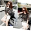 Sevy Two Pieces Of Bubble Chiffon Blouse With White Shorts Suit Sets thumbnail 5
