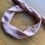 🎀 Lady Ribbon's Made 🎀Lady Caroline Minimal Feminine PalePink Crepe Jumpsuit thumbnail 4