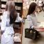 &#x1F380 Lady Ribbon's Made &#x1F380 Lady Lilly Chinoise Chic Backless Shirt Dress thumbnail 3