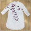 Cliona made'Flying 4D Butterfly Luxury Shirt Dress - Dress Shirt thumbnail 11