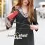 Seoul Secret Say's... Colory Sequin V Collar Dress thumbnail 4