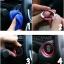 แหวนครอบปุ่ม Start Mazda 3 สีแดง thumbnail 3
