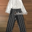Seoul Secret Say's... Stylish Stripe Pants Cami Spritty Set thumbnail 4