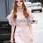 &#x1F380 Lady Ribbon's Made &#x1F380 Lady Christina Modern Vintage Lace Blouse and Hot skirt Set thumbnail 5