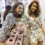 Sevy 3D Flora Lace Blouse With Shorts Sets thumbnail 3