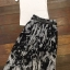 Cliona Made' Zara White Top + Black Tiger Line Set thumbnail 5