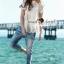 Seoul Secret Say's...Chic Diamond Furnish Lace Blouse thumbnail 3