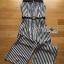 &#x1F380 Lady Ribbon's Made &#x1F380 Lady Lily Minimal Chic Striped Wide-Leg Jumpsuit with Belt thumbnail 5