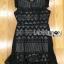 &#x1F380 Lady Ribbon's Made &#x1F380 Lady Anna Modern Sexy Graphic Lace Peplum Dress thumbnail 5