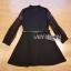 &#x1F380 Lady Ribbon's Made &#x1F380 Lady Elsa Classic with a Twist and Lace Black Dress thumbnail 5