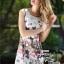 &#x2654Casual printed mini dress&#x2654 &#x2661Odee&Cutie Daily Fashion 2016&#x2661 thumbnail 2