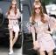 &#x1F380 Lady Ribbon's Made &#x1F380 Lady Christina Modern Vintage Lace Blouse and Hot skirt Set thumbnail 2