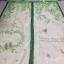 ม่านประตูกันยุงไซส์พิเศษ ขนาด 120x220 ซม. รุ่นพรีเมียม สีเขียว พิมพ์ลายเลิฟเบิร์ด thumbnail 2