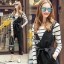 Sevy Two Pieces Of Stripes Sweater With Hally Bibs Suit Sets thumbnail 2