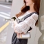 Seoul Secret Say's... Bell Sleeve Layer Playsuit Set thumbnail 3