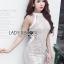 &#x1F380 Lady Ribbon's Made &#x1F380 Lady Isabella Sexy Feminine Sleeveless Nude Lace Dress thumbnail 5
